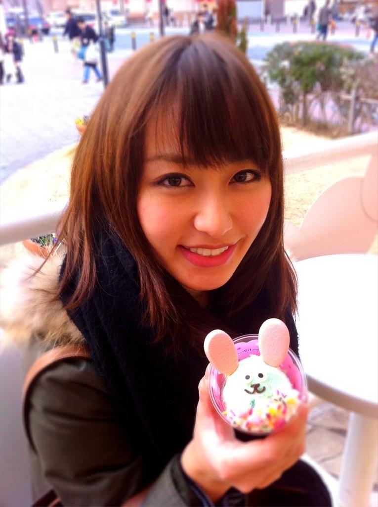 枡田絵理奈 : キツネ目(キレ目 ... : カレンダー 2015 無料 かわいい : カレンダー
