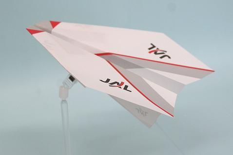 ハート 折り紙:折り紙ヒコーキ-tbs-blog.com